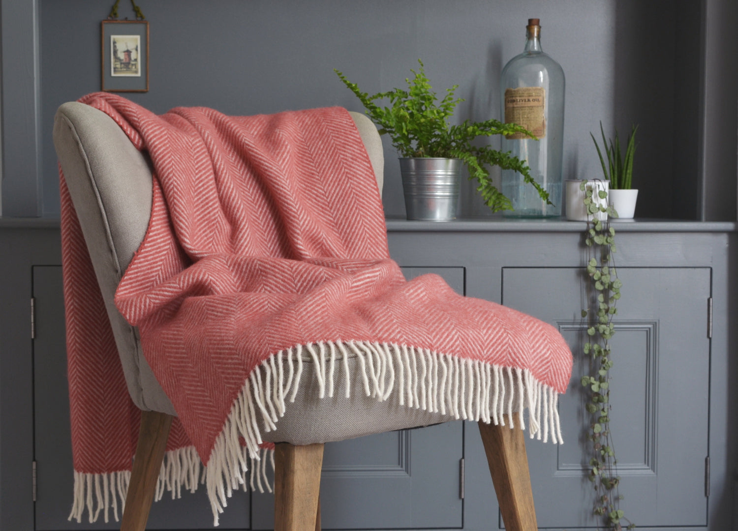 Admirable Armchair Throws The British Blanket Company Download Free Architecture Designs Scobabritishbridgeorg