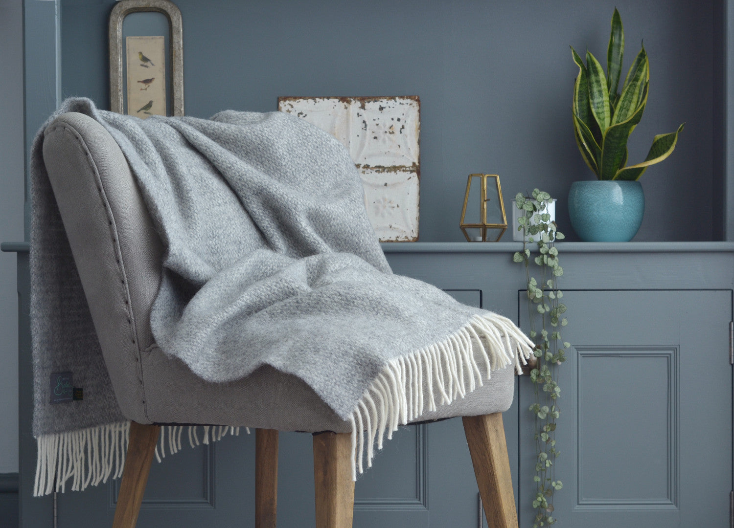 Tremendous Neutral And Grey Throws The British Blanket Company Download Free Architecture Designs Scobabritishbridgeorg