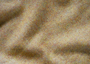 Mead Supersoft Merino Herringbone Throw - buy at The British Blanket Company