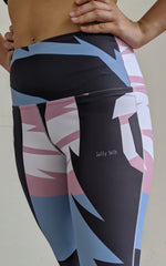 Load image into Gallery viewer, Blushing Hope Tights