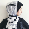 Graphic Shawl