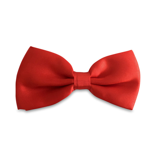 The Red Bow Tie