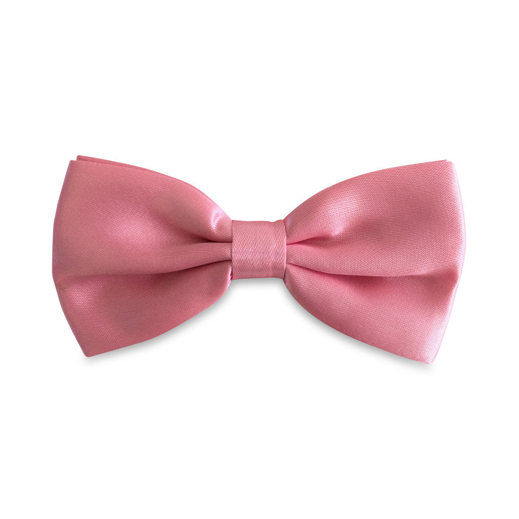 The Pink Bow Tie