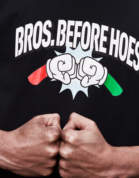 HOG Bros Before Hoes Tee