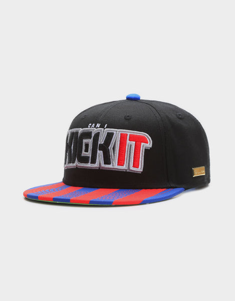 Kick It Cap