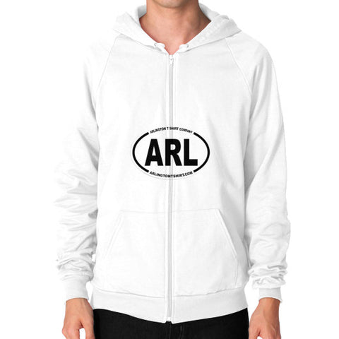 The ARL Men's Zipper Hoodie