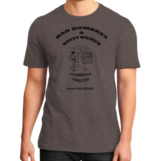 Bad Hombres & Nasty Women - The Movie Heather brown Arlington T Shirt