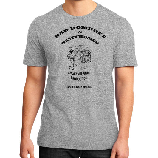 Bad Hombres & Nasty Women - The Movie Heather grey Arlington T Shirt