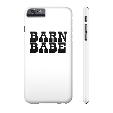 Barn Babe Phone Case