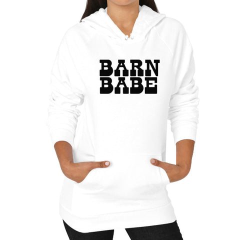 Barn Babe Women's Pullover Hoodie