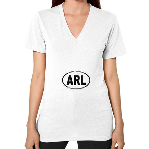 The ARL Women's V-Neck Tee