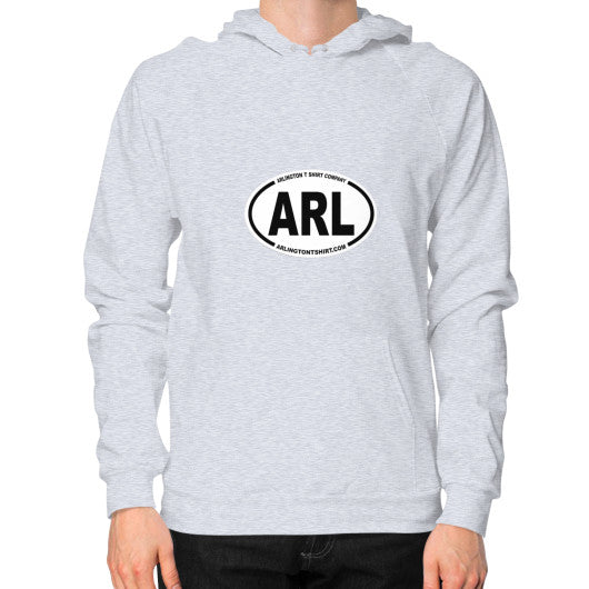 The ARL Men's Pullover Hoodie