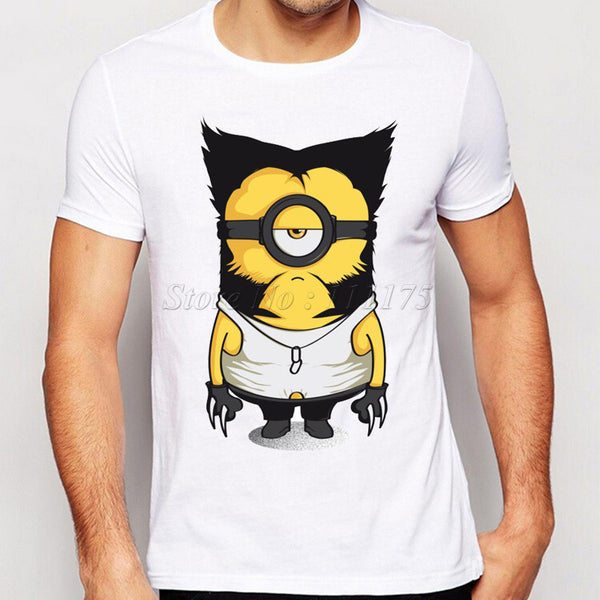Am I a Wolfminion or a Miniorine? - Funny T-Shirt