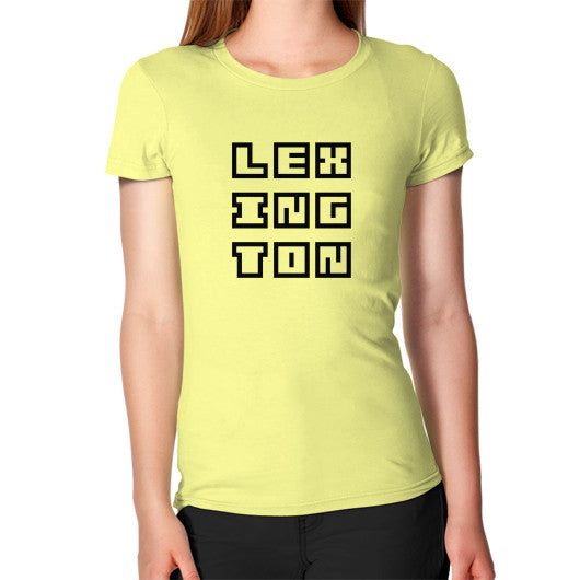 Women's T-Shirt Lemon Arlington T Shirt