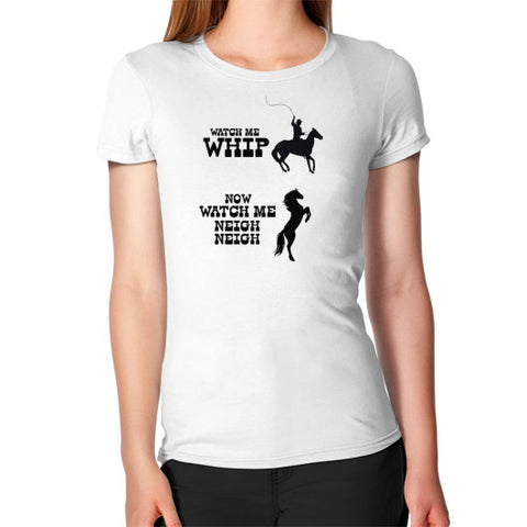 Women's T-Shirt White Arlington T Shirt