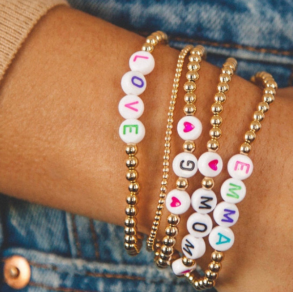 leMel Customizable Bracelets