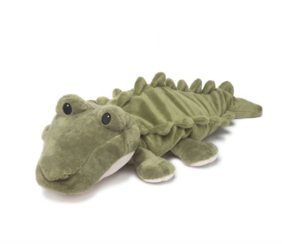 Warmies Alligator