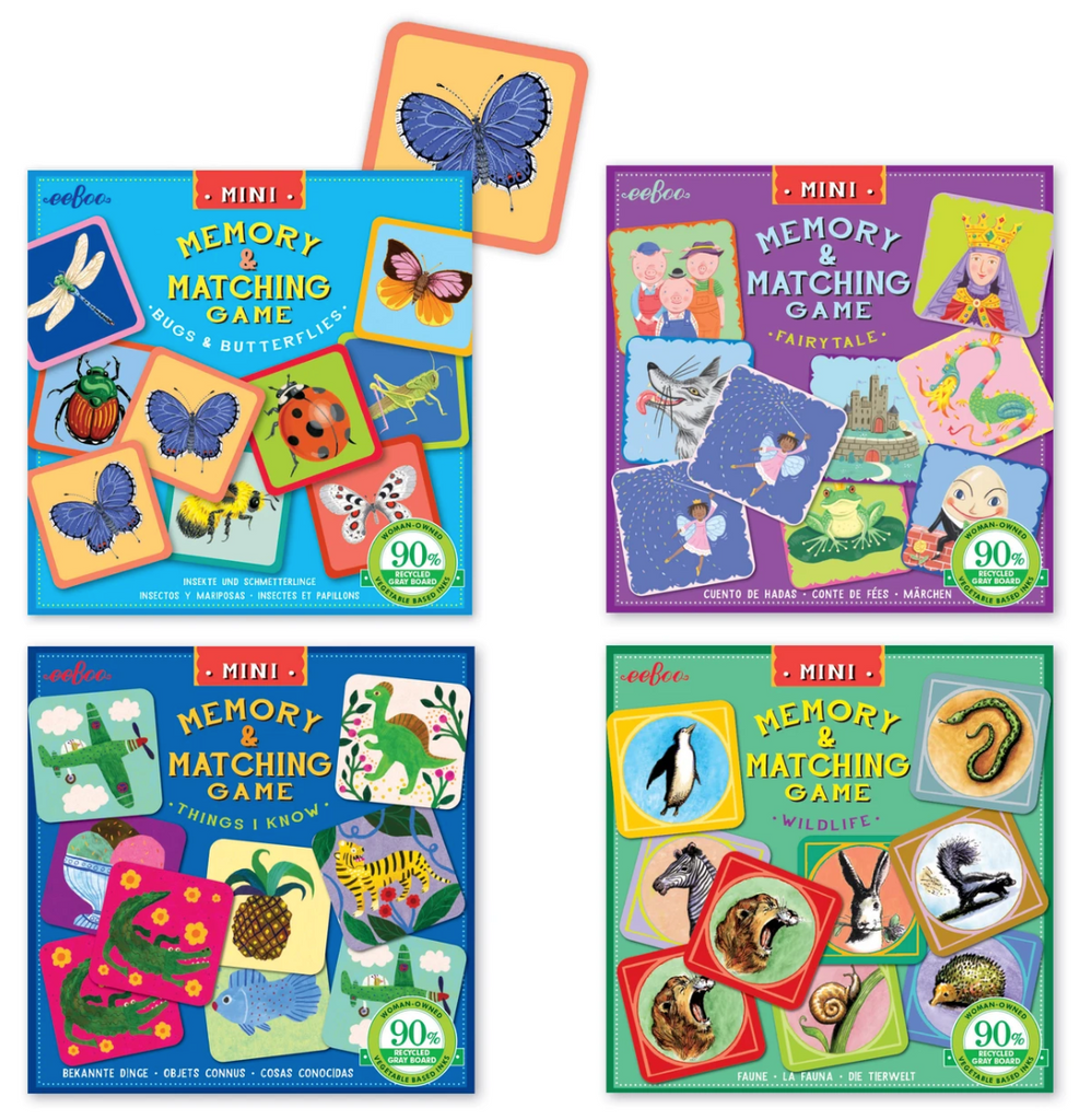 Miniature Matching Game