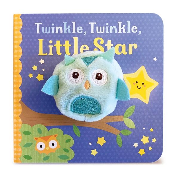 Twinkle, Twinkle Little Star Puppet Book