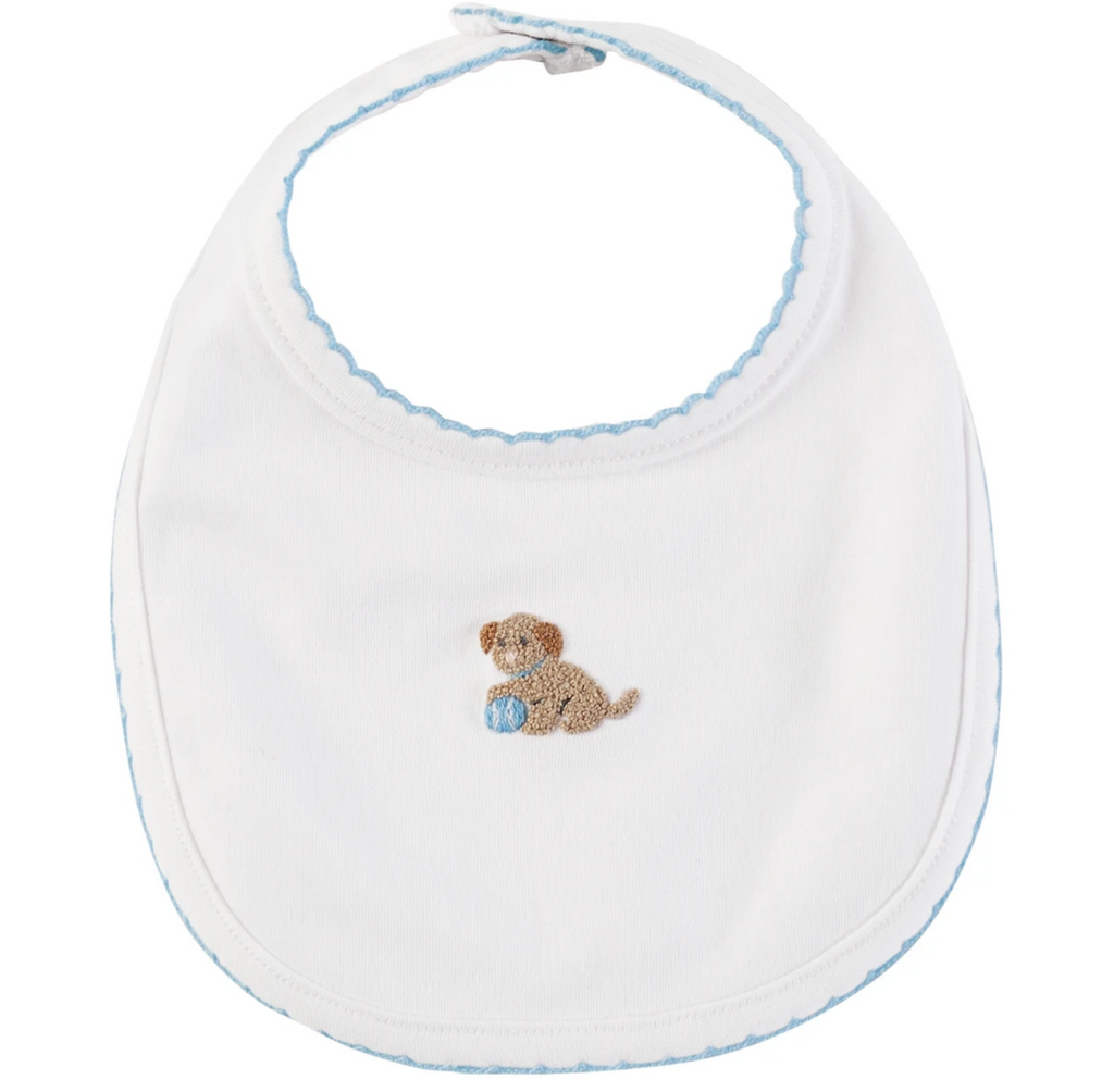 Puppy Infant Bib