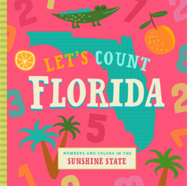 Let's Count Florida Book
