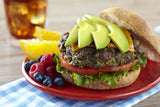 Healthy Black Bean Burger That Leaves You Breathless (In A Good Way)