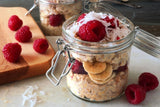 How to Make Overnight Oats for A Really Super On-the-go Breakfast