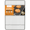 PriorityChef Cooling Rack - 8.5 x 12 - Fits Quarter Sheet Pan