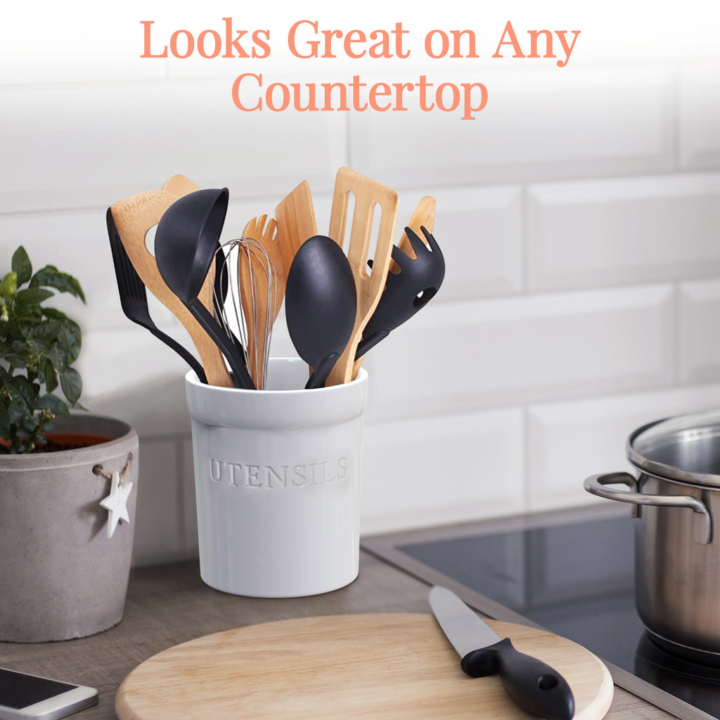 PriorityChef Kitchen Utensil Holder