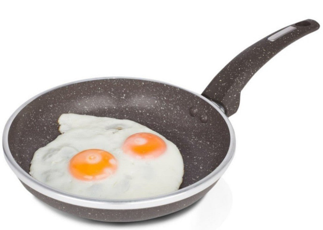 Prioritychef 3 Piece Nonstick Frying Pan Set Forged