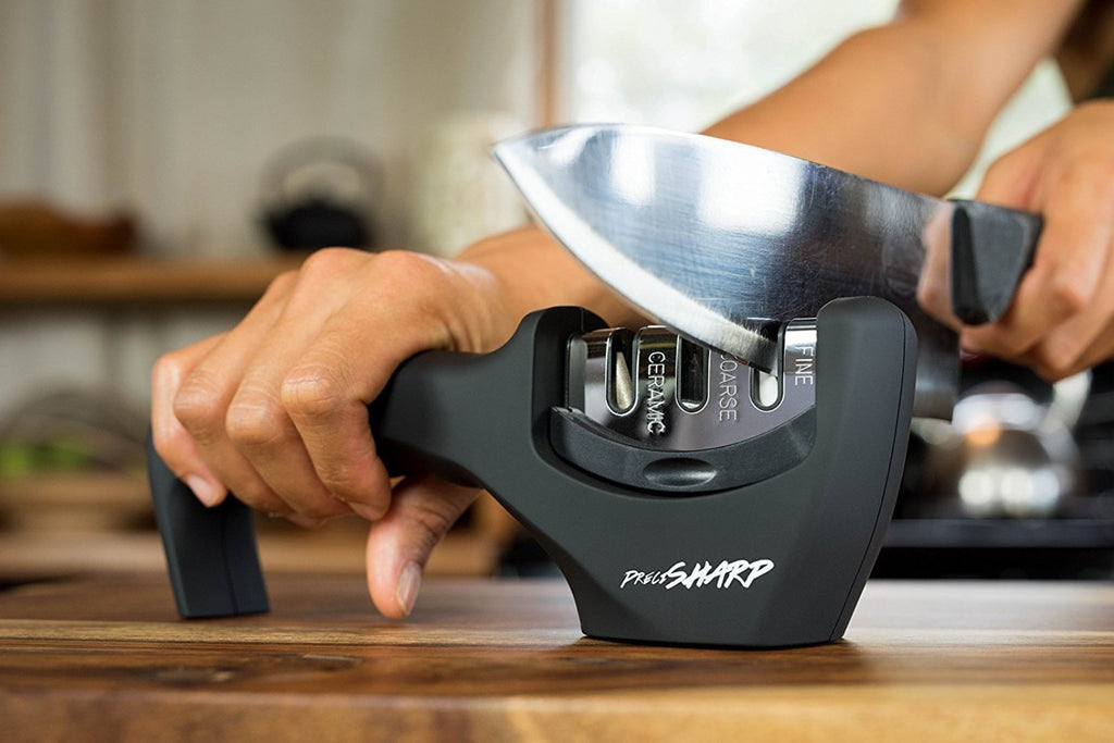 PreciSHARP, Knife Sharpener, Knife Sharpening - PriorityChef