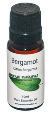 Amour Natural Bergamot Essential Oil - 10ml - Penny Brohn Shop