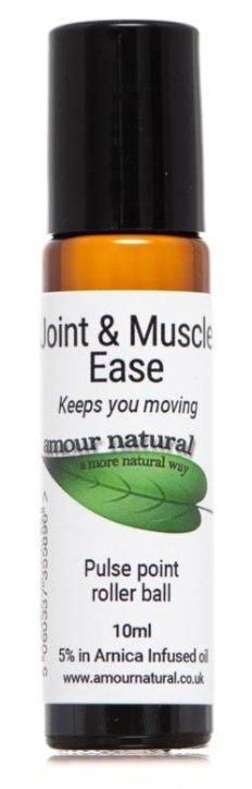 Amour Natural Joint and Muscle Ease Roller Ball - 10ml - Penny Brohn Shop