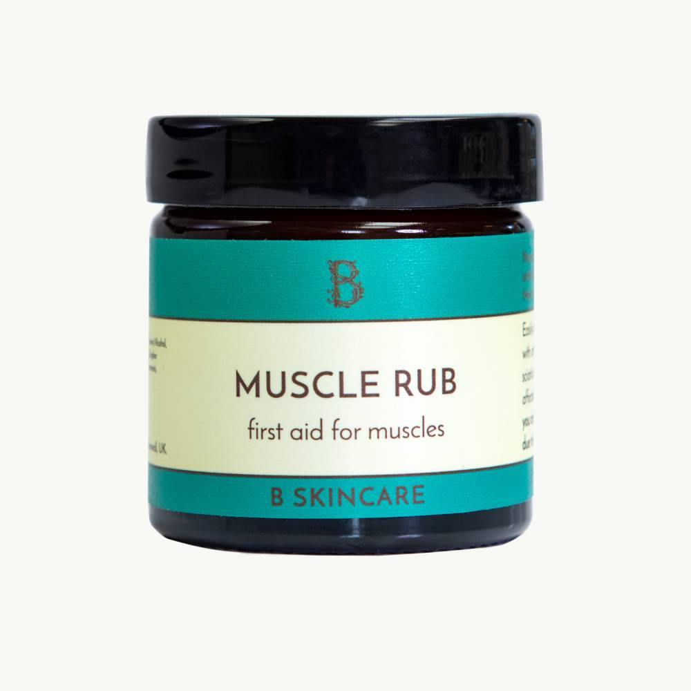 'B' Muscle Rub 60ml - Penny Brohn Shop