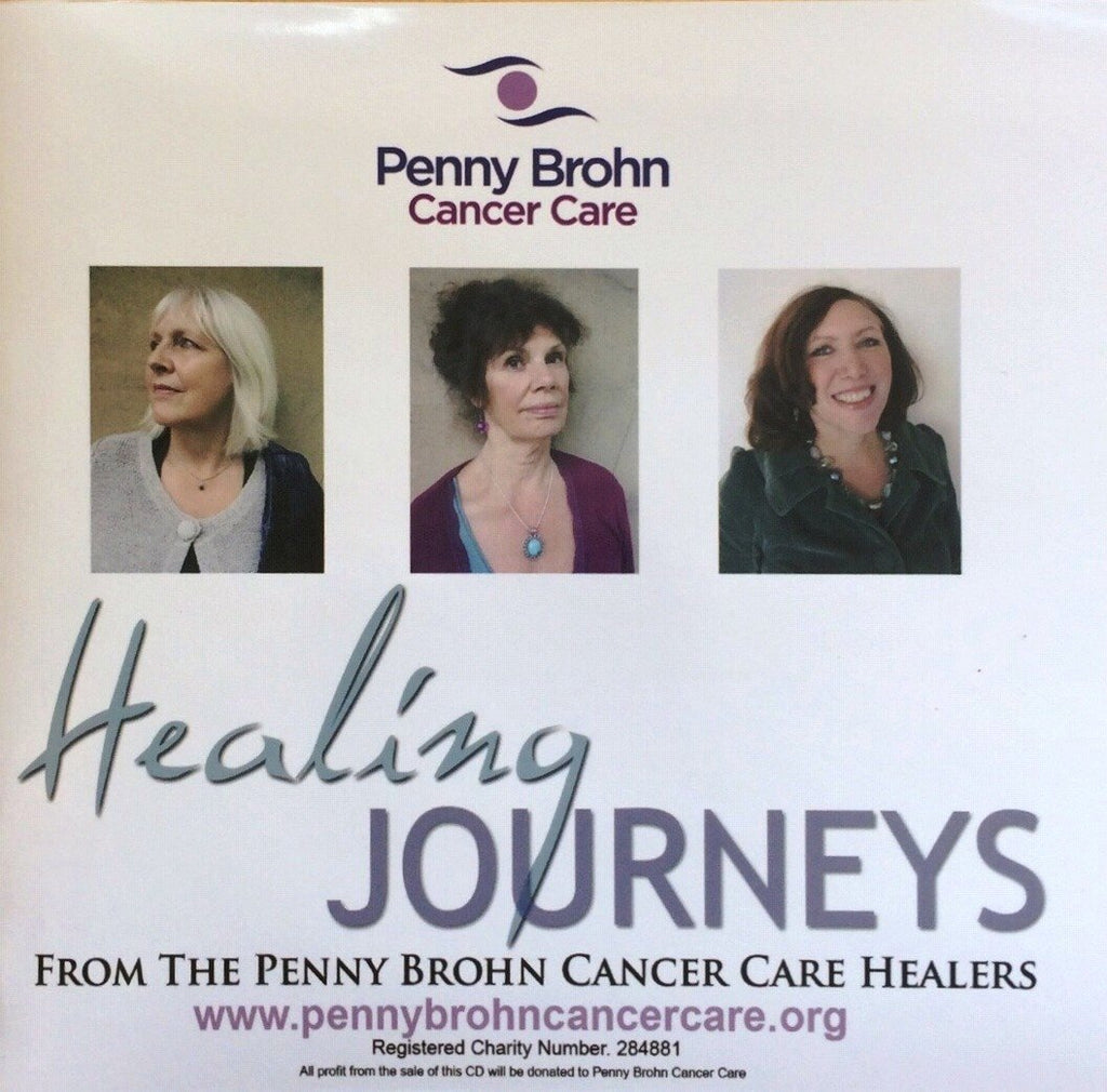Healing Journeys from the Penny Brohn UK Healers CD - Penny Brohn Shop