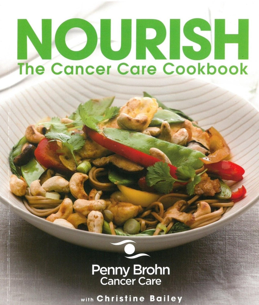Nourish The Cancer Care Cookbook - Penny Brohn Shop