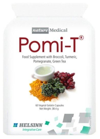 Pomi-T Food Supplement - 60 capsules - Penny Brohn Shop