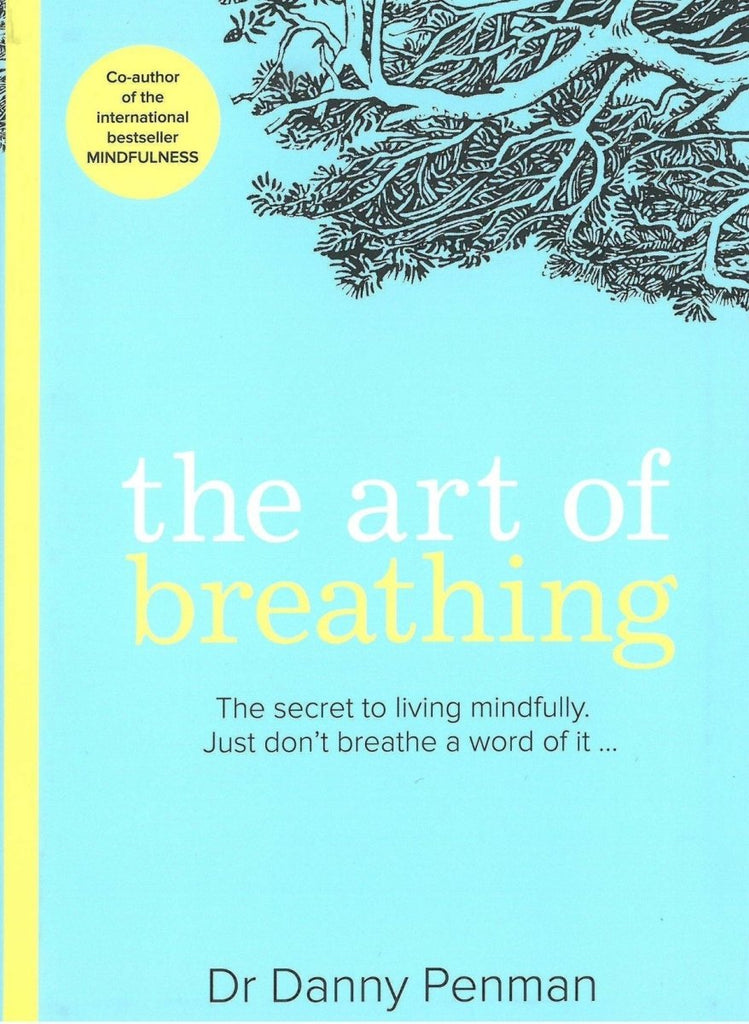 The Art of Breathing - Dr Danny Penman - Penny Brohn Shop