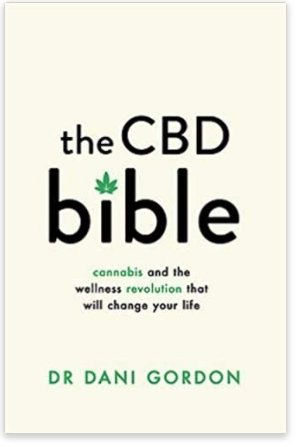 The CBD Bible - Dr Dani Gordon - Penny Brohn Shop
