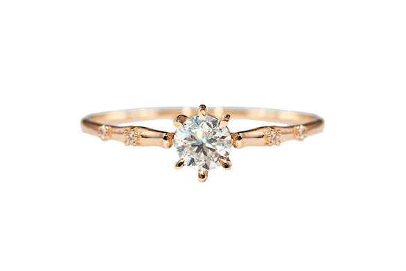 Ingenue Solitaire Ring