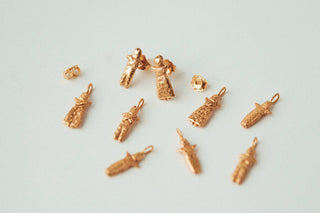 Baby Worry Doll Earring