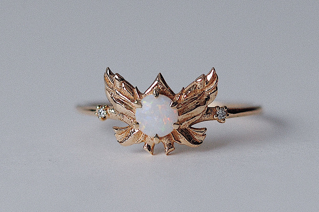 Diamond Psyche Ring