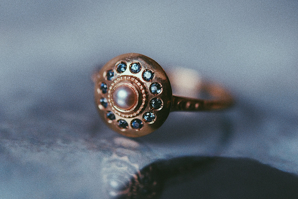 Royal Dynasty Neptune UFO Ring