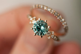OOAK Tethys Ring - 1.20ct