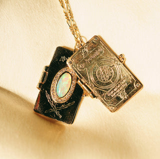 Woodland Cathedral Locket
