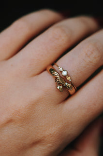 Baby Cosmic Witch Ring