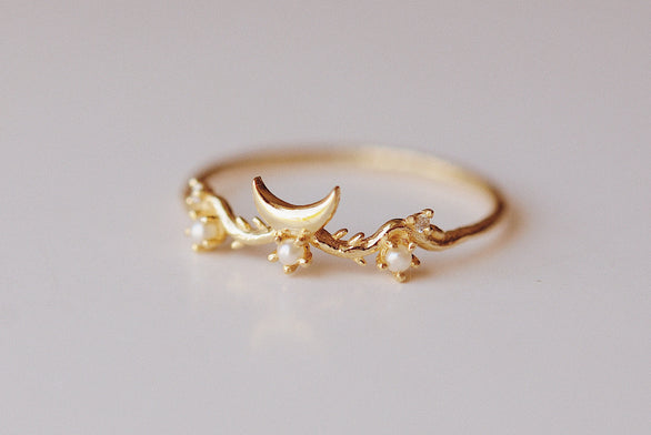 Moon Guardian Ring