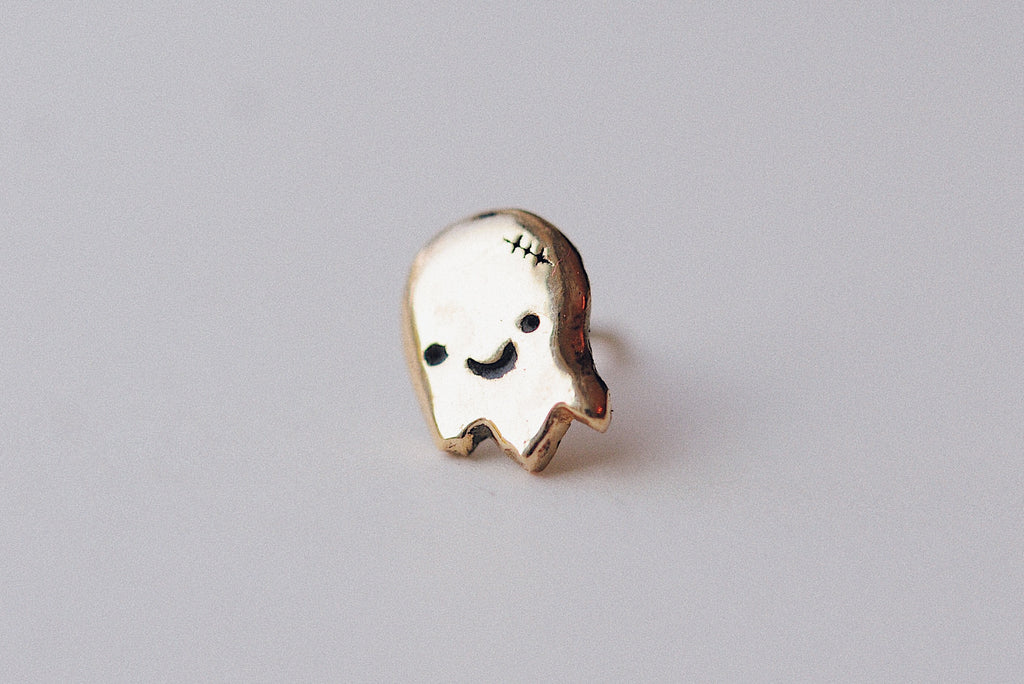 Ghostie Earring