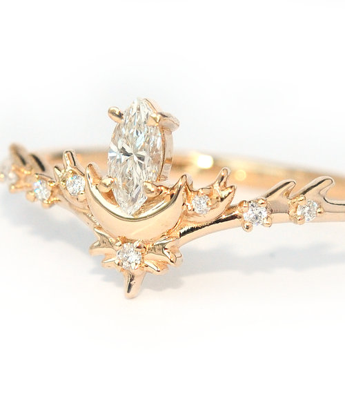 Diamond Lvna Supreme Ring
