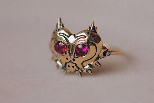 Ruby Majora Ring
